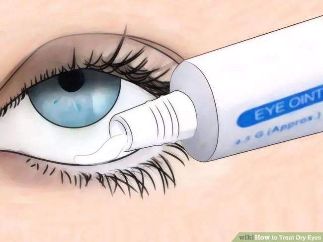 Cách sử dụng thuốc nhỏ mắt an toàn hiệu quả