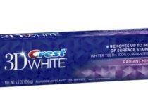 Có nên mua kem đánh răng 3D Crest White không?