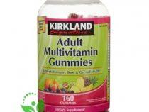 Multivitamin gummies giá bao nhiêu trên thị trường hiện nay