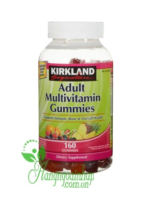 kirkland adult multivitamin gummies