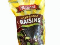 Nho khô Mỹ Mariani Raisins California có tác dụng gì?