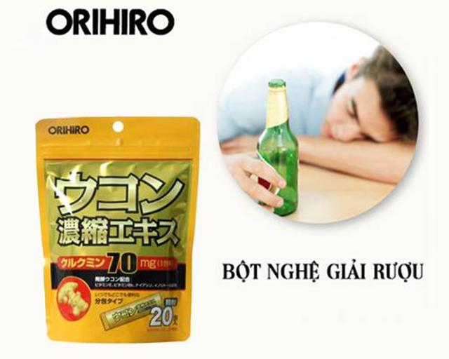 bot-nghe-giai-ruou-Orihiro-cua-nhat-eva