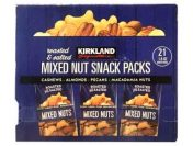 Hạt hỗn hợp Kirkland giá bao nhiêu mua ở đâu tốt nhất