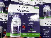 Viên ngậm Natrol Melatonin 5mg giá bao nhiêu? Mua ở đâu chính hãng