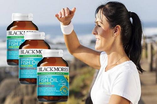 Blackmores Fish Oil 1000mg 400 capsules có tác dụng gì-3