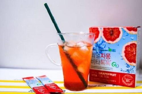 Sản phẩm nước giảm cân Hàn Quốc loại nào tốt nhất-3