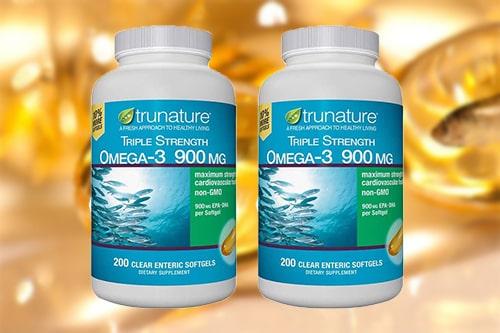 Viên uống Trunature Triple Strength Omega 3 có tác dụng gì-1