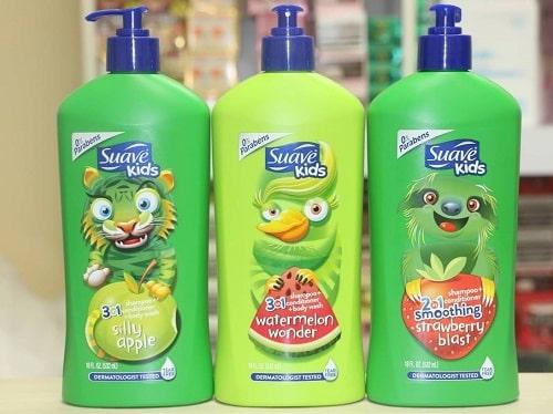 Sữa tắm Suave Kid mùi nào thơm-1