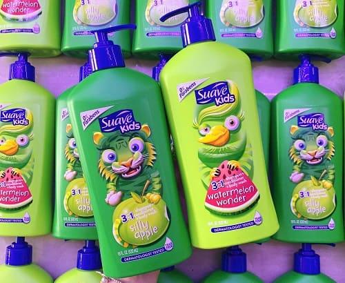 Sữa tắm Suave Kid mùi nào thơm-2