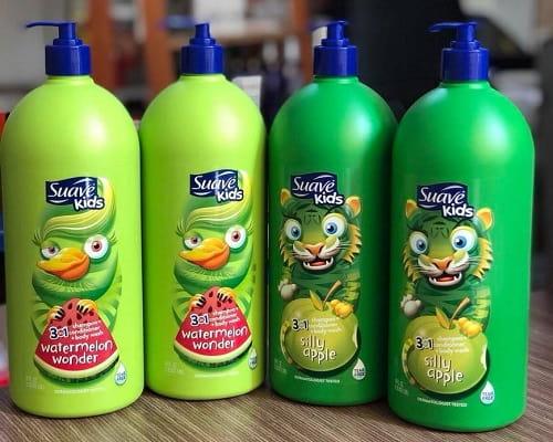 Sữa tắm Suave Kid mùi nào thơm-3