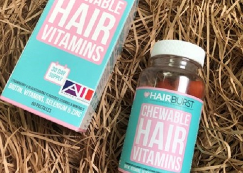 Hướng dẫn sử dụng kẹo dẻo HairBurst Chewable-1