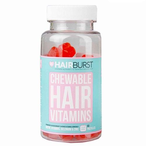 Hướng dẫn sử dụng kẹo dẻo HairBurst Chewable-2