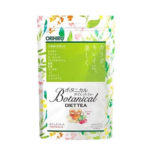 trà giảm cân của Nhật tốt nhất-2