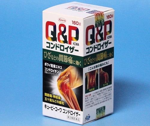 Cách sử dụng thuốc xương khớp Q&P Kowa-2