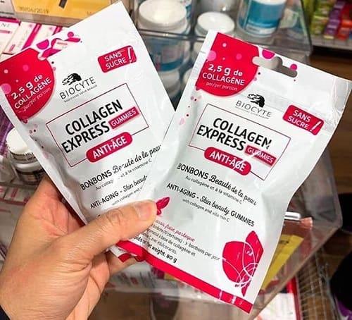 Kẹo Collagen Express Biocyte có tác dụng gì-2