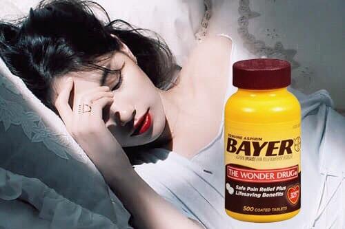 Hướng dẫn dùng thuốc giảm đau Bayer Aspirin The Wonder Drug-1
