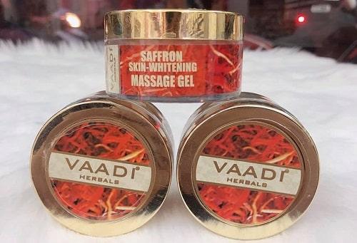 Kem dưỡng Saffron Skin Whitening Massage Gel có công dụng gì-1