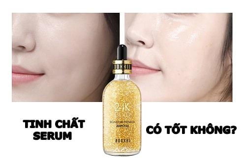 Serum 24K Gold Signature Premium Ampoule có tốt không-1