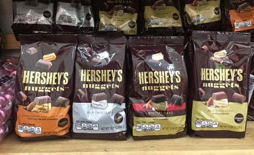 Kẹo socola Hershey Nuggets tphcm mua ở đâu-1
