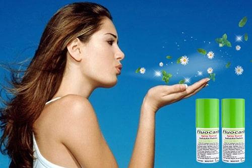 Công dụng của xịt thơm miệng Fluocaril Spray Buccal-1