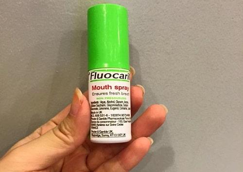 Công dụng của xịt thơm miệng Fluocaril Spray Buccal-2