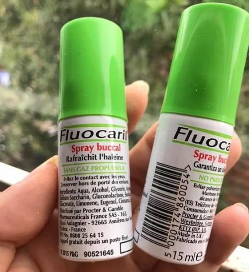 Công dụng của xịt thơm miệng Fluocaril Spray Buccal-3
