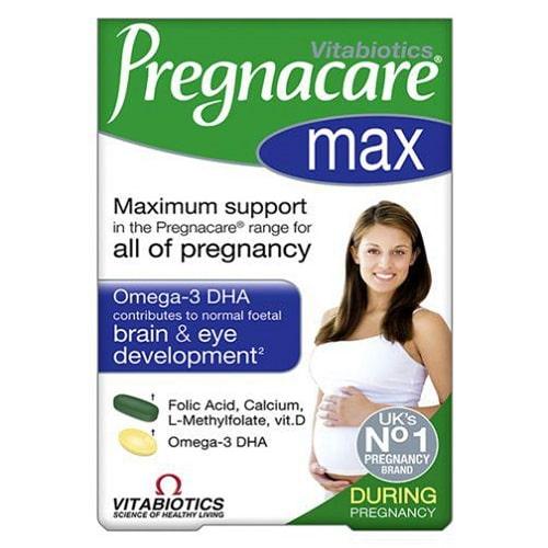 Nên uống Pregnacare Plus hay Pregnacare Max cho bà bầu-3