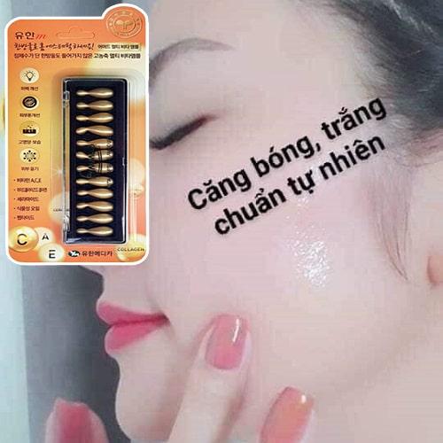 Tinh chất Multi Vita Ampoule collagen có công dụng gì-3