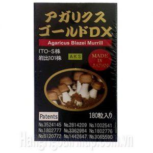 Viên nấm Agaricus của Nhật loại nào tốt-2