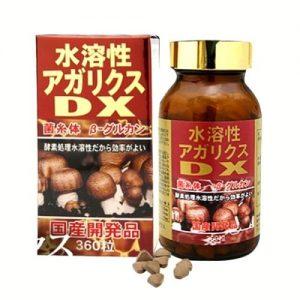 Viên nấm Agaricus của Nhật loại nào tốt-4