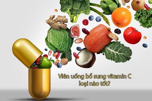 Viên uống bổ sung vitamin C nào tốt nhất-1