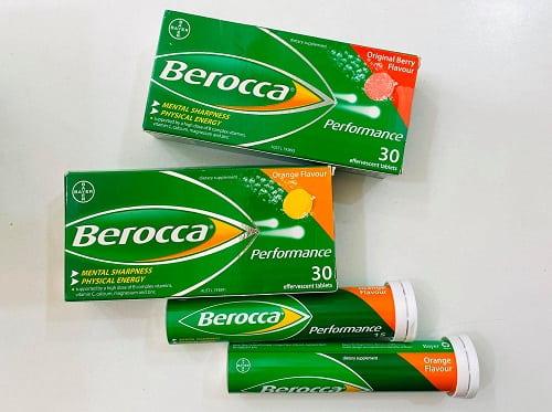Viên sủi Berocca Performance giá bao nhiêu-2