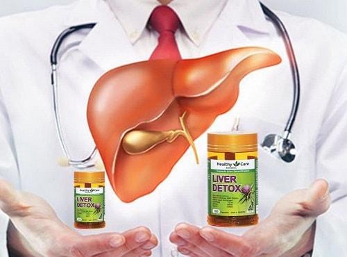 Thuốc Liver Detox 100 viên của Úc giá bao nhiêu-1