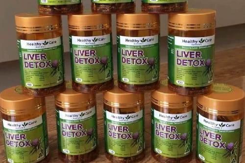 Thuốc Liver Detox 100 viên của Úc giá bao nhiêu-3