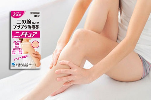 Kem trị viêm nang lông Kobayashi có tác dụng gì-3