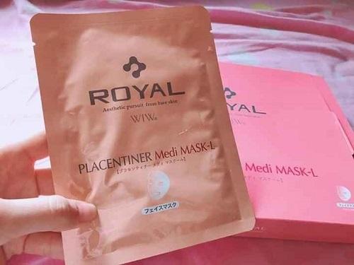 Mặt nạ Royal Placentiner Medi Mask-L giá bao nhiêu-1