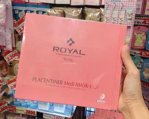 Mặt nạ Royal Placentiner Medi Mask-L giá bao nhiêu-3