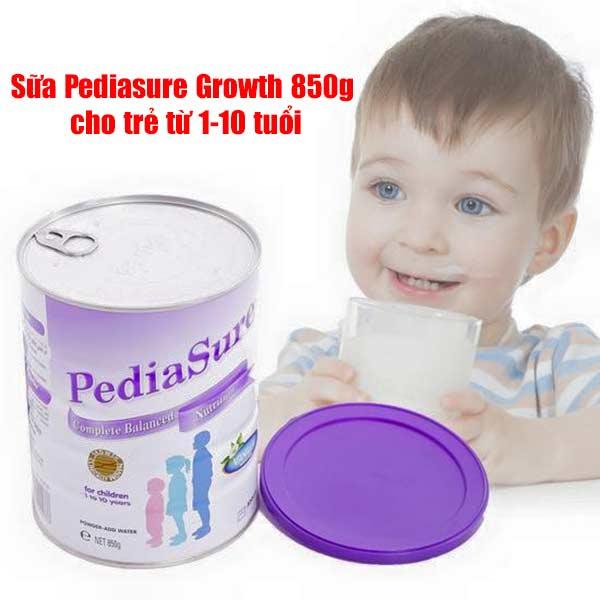 Giá sữa Pediasure 850g mẫu mới của Úc, + Cách phân biệt thật giả