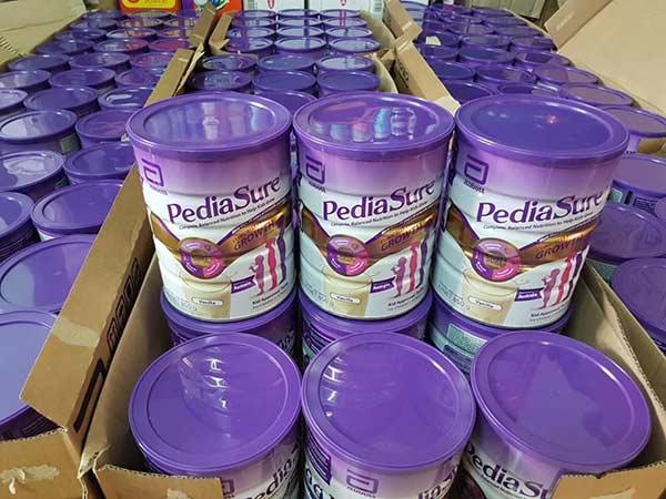 Giá sữa Pediasure 850g mẫu mới của Úc, + Cách phân biệt thật giả2