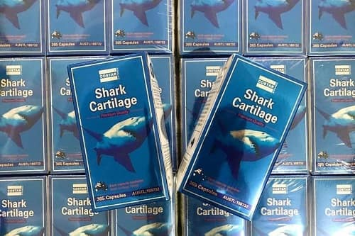 Cách sử dụng thuốc Shark Cartilage 750mg-1