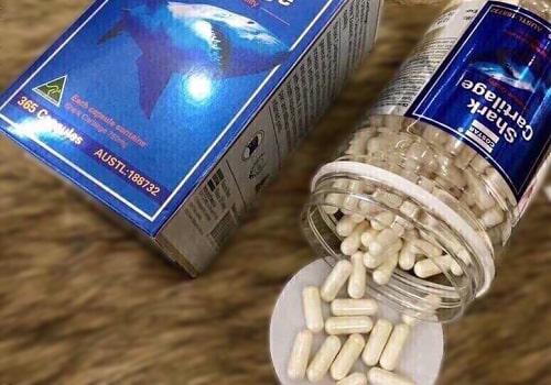 Cách sử dụng thuốc Shark Cartilage 750mg-3