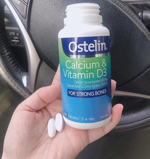 Cách sử dụng canxi Ostelin cho bà bầu-4