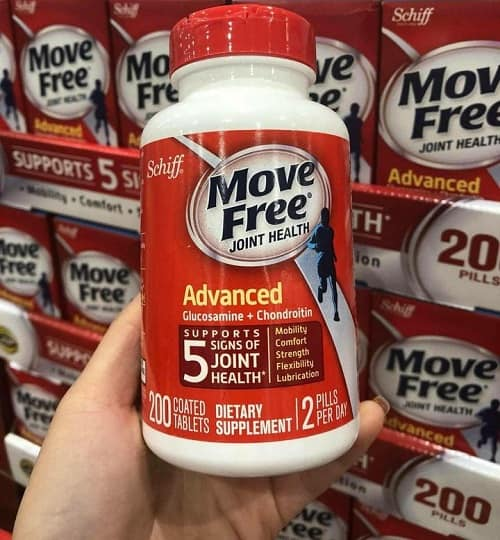 Review viên uống bổ khớp Schiff Move Free Joint Health-2