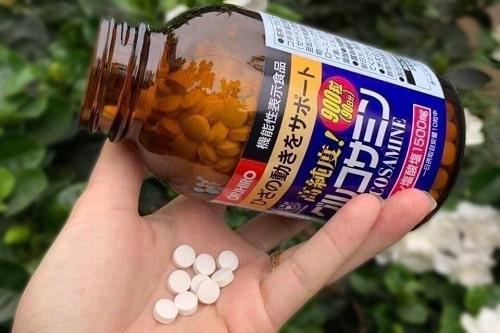 Glucosamine Orihiro liều dùng hiệu quả như thế nào?-1