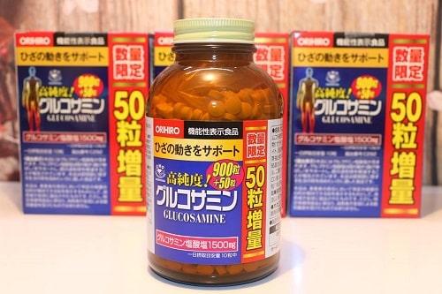 Glucosamine Orihiro liều dùng hiệu quả như thế nào?-2