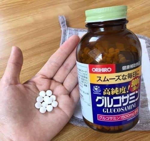 Glucosamine Orihiro liều dùng hiệu quả như thế nào?-3