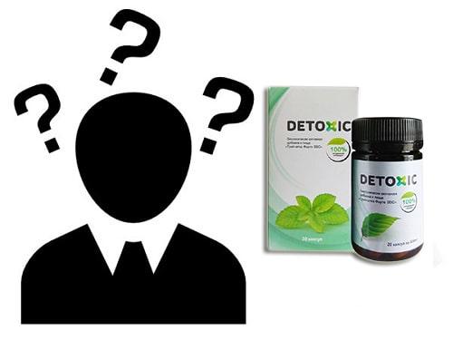 Thuốc Detoxic lừa đảo? Cách phân biệt thuốc Detoxic thật giả?-1