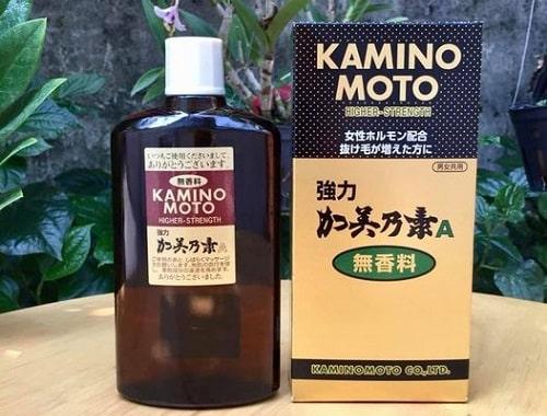 Thuốc mọc tóc Kaminomoto có hiệu quả không?-1
