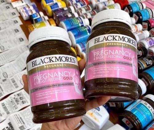 Viên uống Blackmores Pregnancy Gold có tốt không?-2