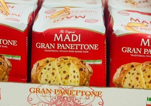 Giá bánh Madi Gran Panettone bao nhiêu? Mua ở đâu?-1